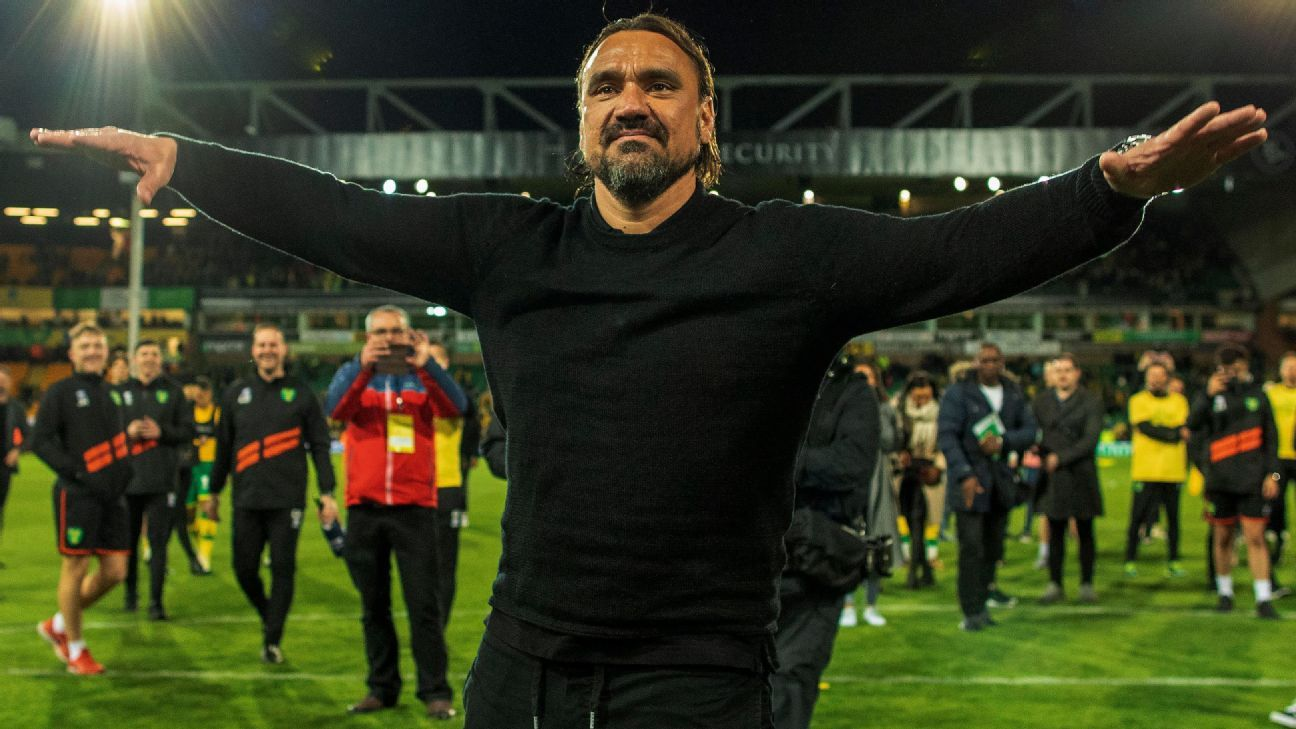 Who are Norwich City? Daniel Farke leads Canaries to Premier League after three years away