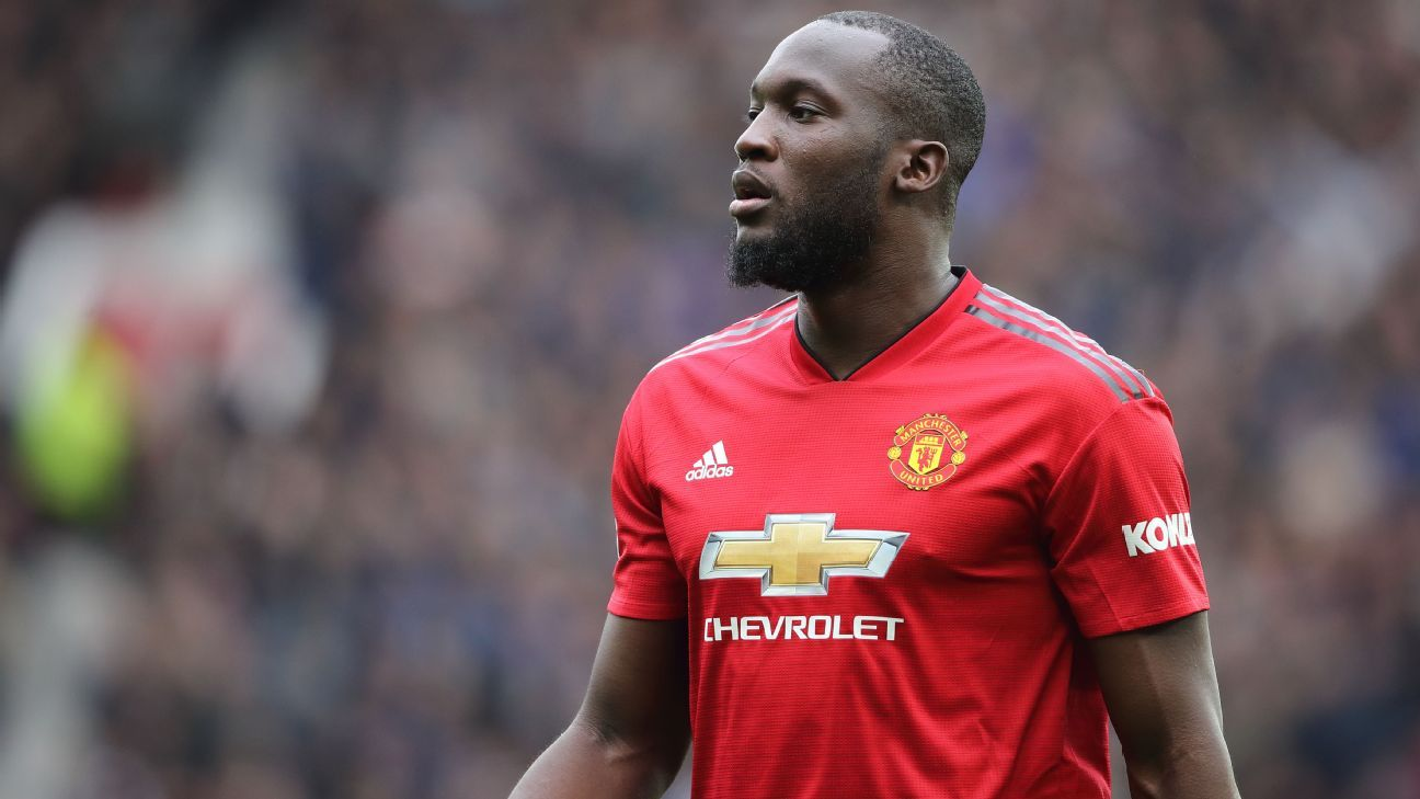 Sources: Man United want big fee for Lukaku