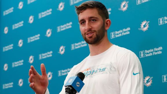 Power of 'why': Dolphins encourage QB Josh Rosen to ask more questions