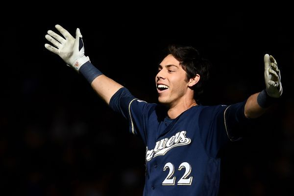 Brewers' Yelich returns after 2-game absence