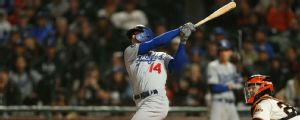 Latinos de la Semana LN: Kike Hernández se suma al festín ofensivo de los Dodgers