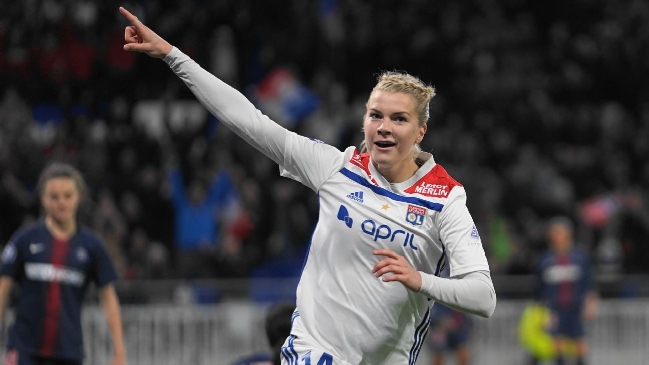 Ballon d'Or winner Hegerberg not included in Norway's Women's World Cup squad