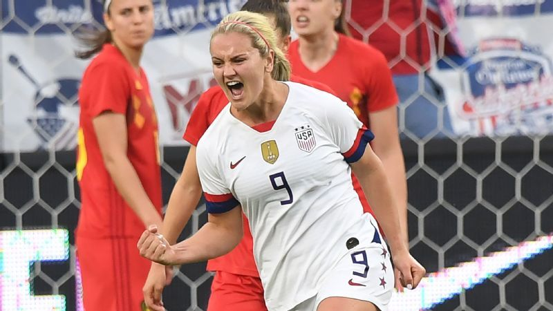 Experienced roster will lead U.S. women into 2019 World Cup