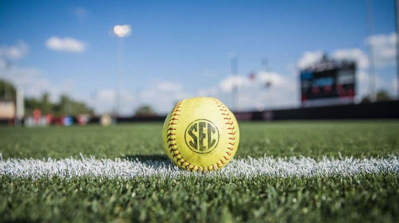 2021 SEC Softball Conference Schedule Announced