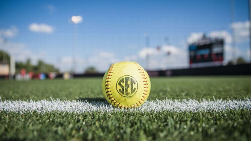 2021 SEC Softball Television Schedule Announced