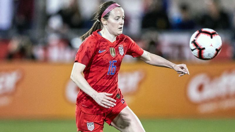 U.S. women need Rose Lavelle, new generation in World Cup run