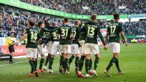 Nuremberg closer to the drop after Wolfsburg defeat