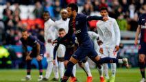 Neymar hits half-century mark as PSG are held by Nice