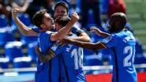 Getafe close in on Champions League place after seeing off Girona