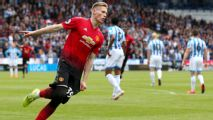 Man Utd's McTominay not fazed by competition