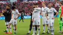 Frankfurt hammered ahead of Europa League semifinal vs. Chelsea