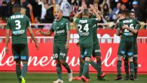 Saint-Etienne snatch 3-2 comeback win at Monaco