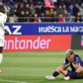 Huesca relegated after being thrashed 6-2 by Valencia