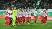 Cordoba hat trick sees Cologne promoted to Bundesliga