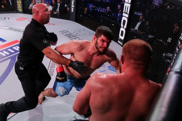 PFL heavyweight Lins injured, out for '19 season