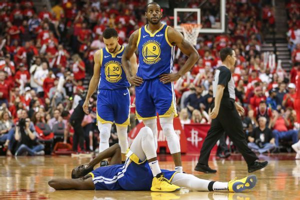 Draymond: Warriors want sweep to get more rest