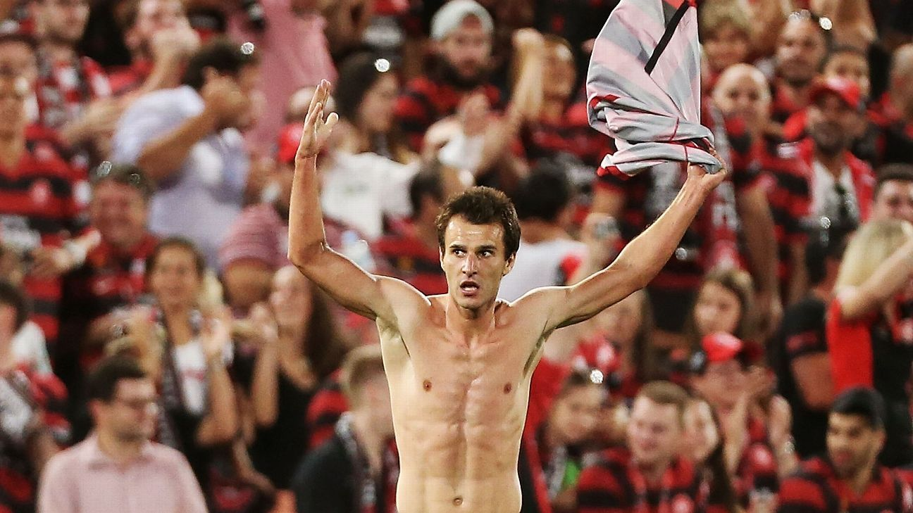 Labinot Haliti returns to the Western Sydney Wanderers