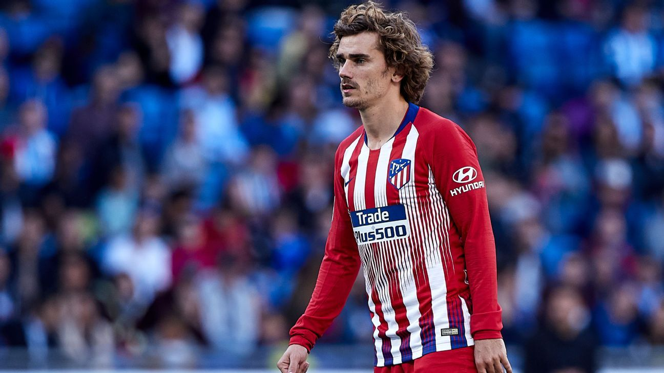 Transfer Talk: Man United back in race for Griezmann