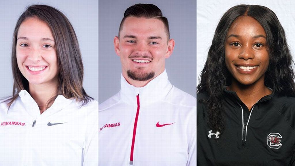 Outdoor T&F Scholar-Athletes of the Year announced