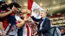 ¿Qué cambia en Chivas? Jorge Vergara se hace a un lado y sale José Luis Higuera