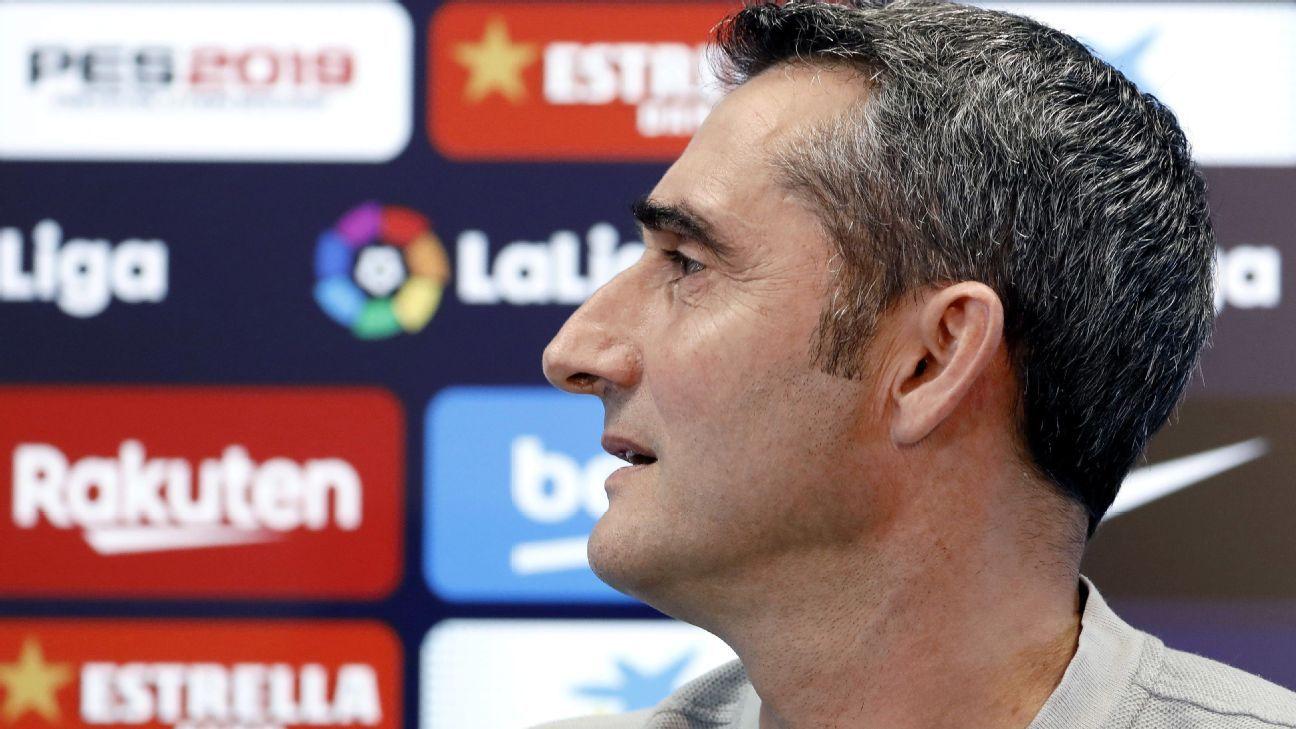 Valverde afina el plan para la final de Copa