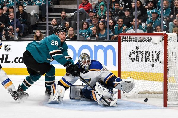 Blues: Goalie Binnington hung 'out to dry' in loss