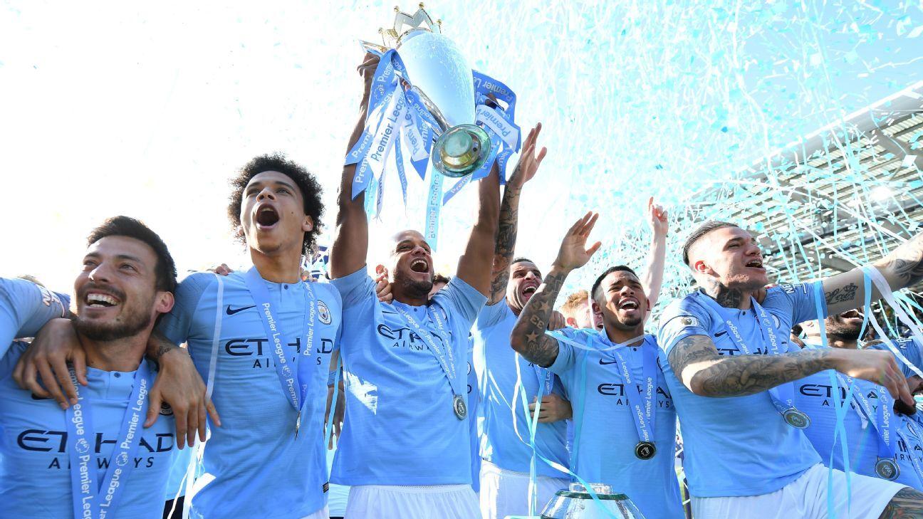 Man City's character, 'guts' shine through in Premier League triumph
