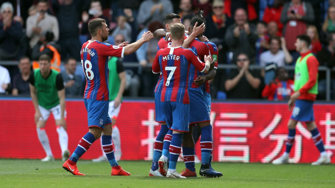 Palace end season with thrilling 5-3 win over Cherries