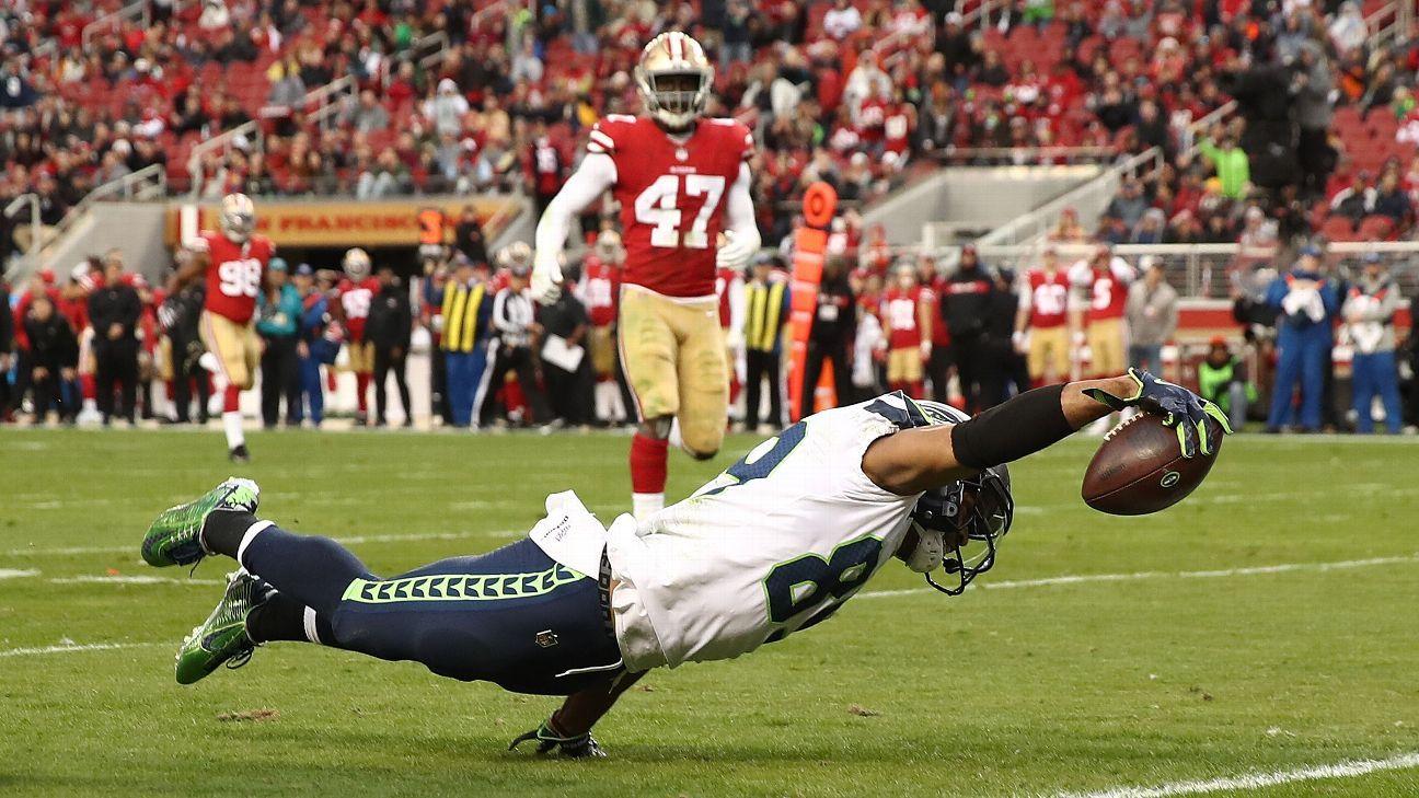 Doug Baldwin, ex-Seattle Seahawks, se despede da NFL pelas redes sociais