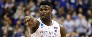 ¿Qué pasaría si Zion Williamson elige dónde quiere jugar en la NBA?