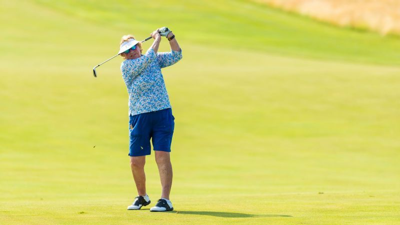 U.S. Senior Women's Open: Hall of fame golfer JoAnne Carner, 80, a legend in the field