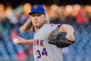 Syndergaard has 'low-grade' hamstring strain