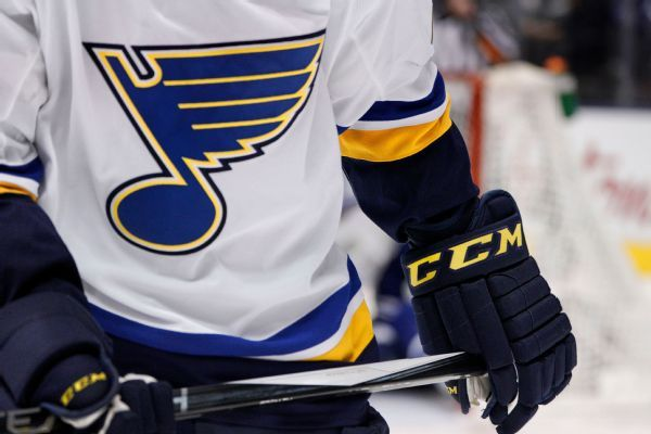 Source: No added discipline for Blues' Barbashev