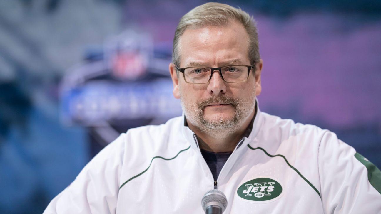 NFL: New York Jets surpreende e demite GM da franquia por atritos com treinador