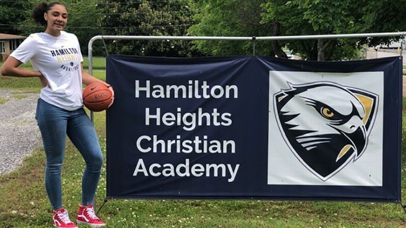Treasure Hunt and Hamilton Heights Christian get biggest win after girls' basketball season