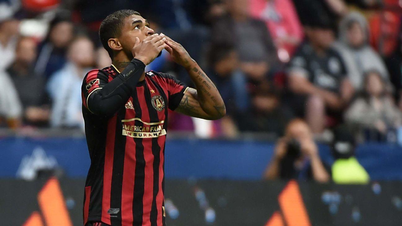 Atlanta United defeat Vancouver Whitecaps to post MLS-record fifth straight shutout win