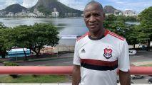 Flamengo apresenta nova camisa 2, que tem escudo do remo