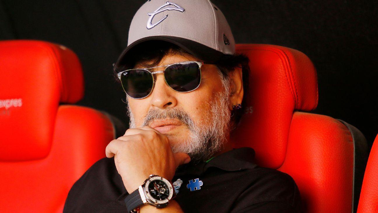 Maradona prioriza pretemporada sobre viaje a Cannes