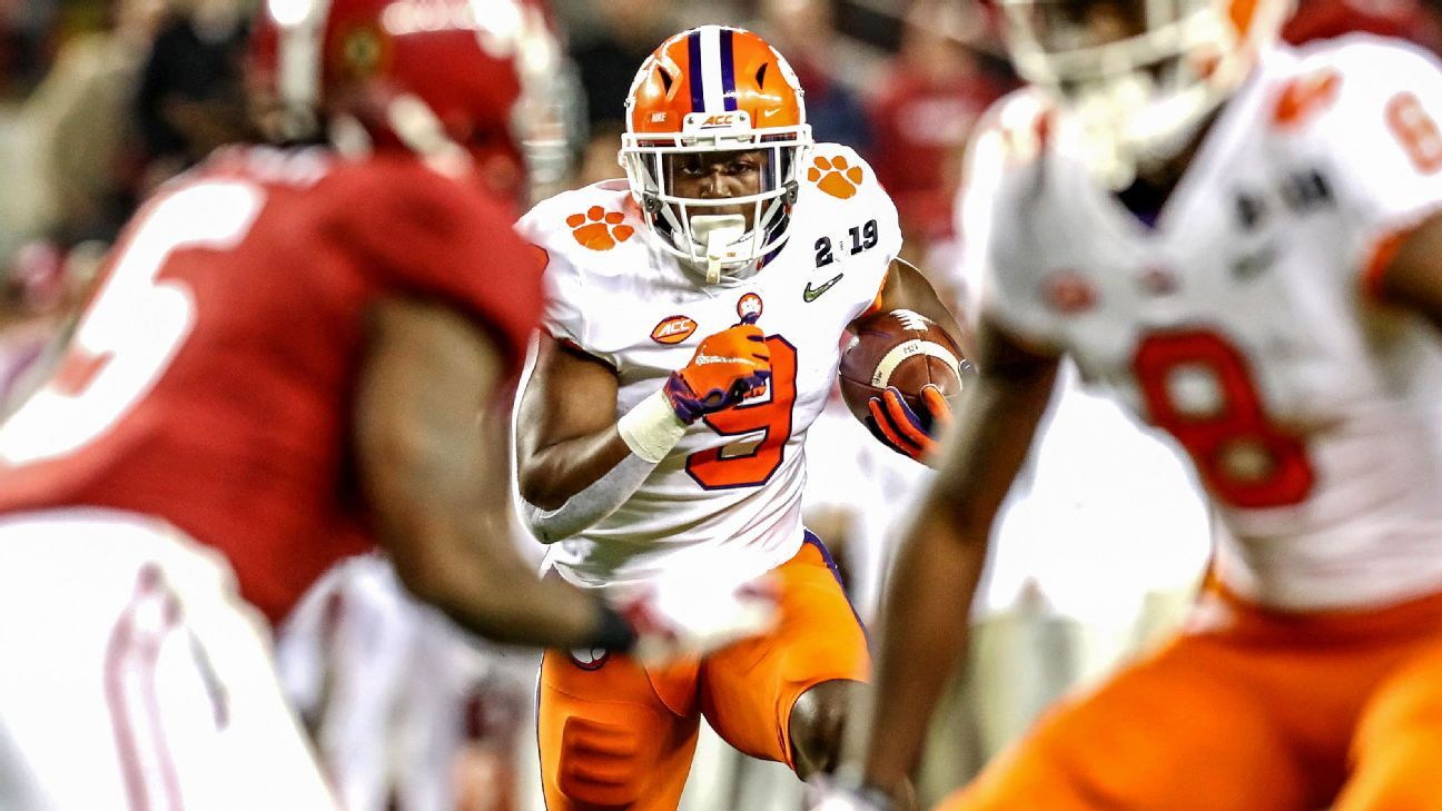 buy popular 372be 7c75c 2020 NFL draft rankings  Kiper s top prospects at every position