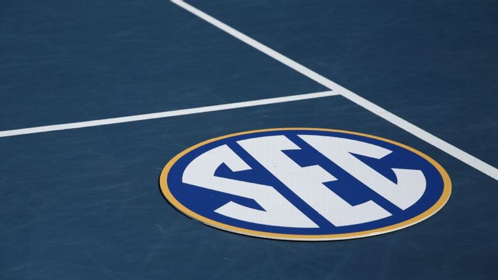SEC Announces Women's Tennis Rescheduled Match
