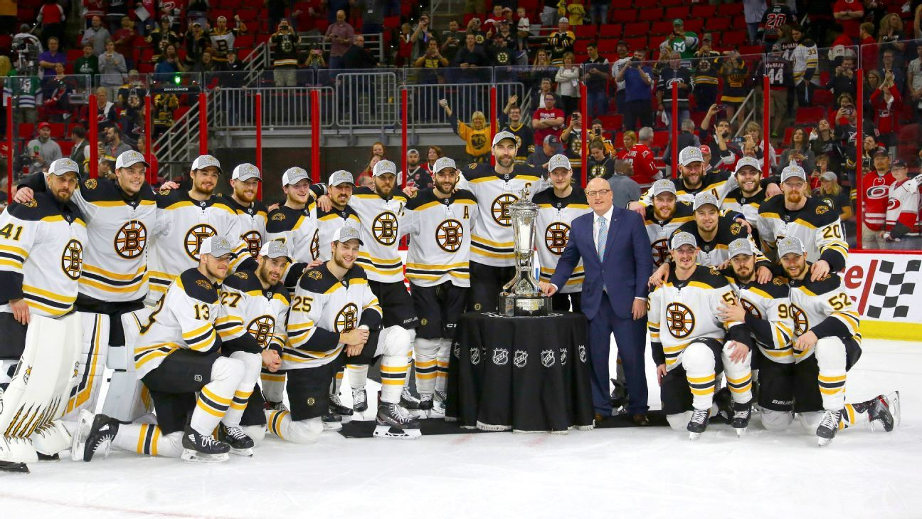 Stanley Cup Playoffs Daily: Bruins sweep their way into Cup Final