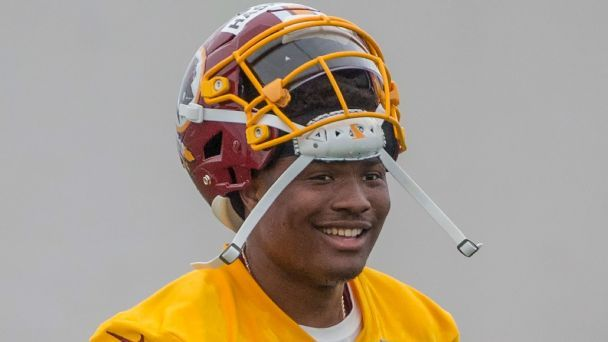 How Dwayne Haskins' brain helped convince Redskins to draft him
