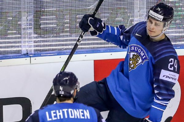Finland, Czech Republic cruise to shutout wins