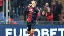 Genoa's relegation fears linger after draw with Cagliari