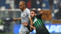Roma's top-four hopes fade after Sassuolo draw