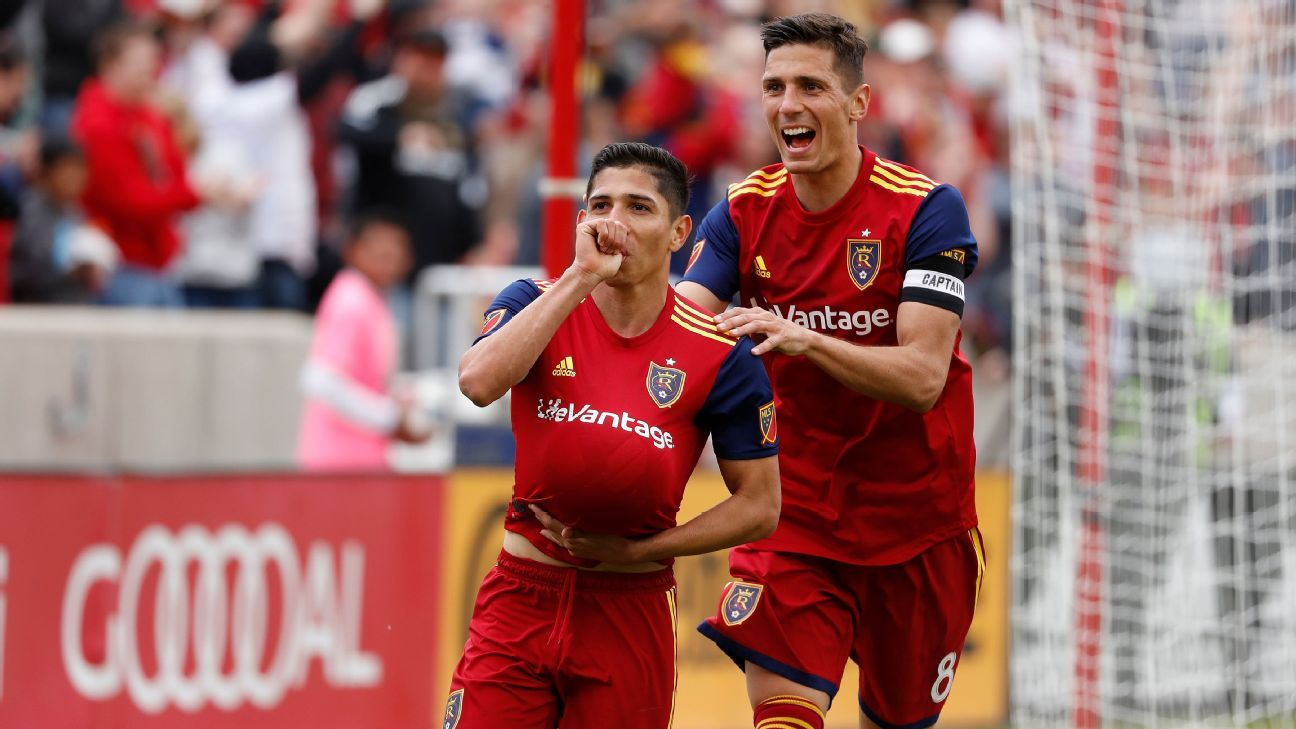 Real Salt Lake blanks Toronto FC