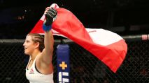 Spencer on a Cyborg vs. Nunes rematch: 'I'm here to spoil that party'