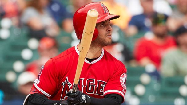 Tommy La Slugger: How Angels' La Stella found his power stroke