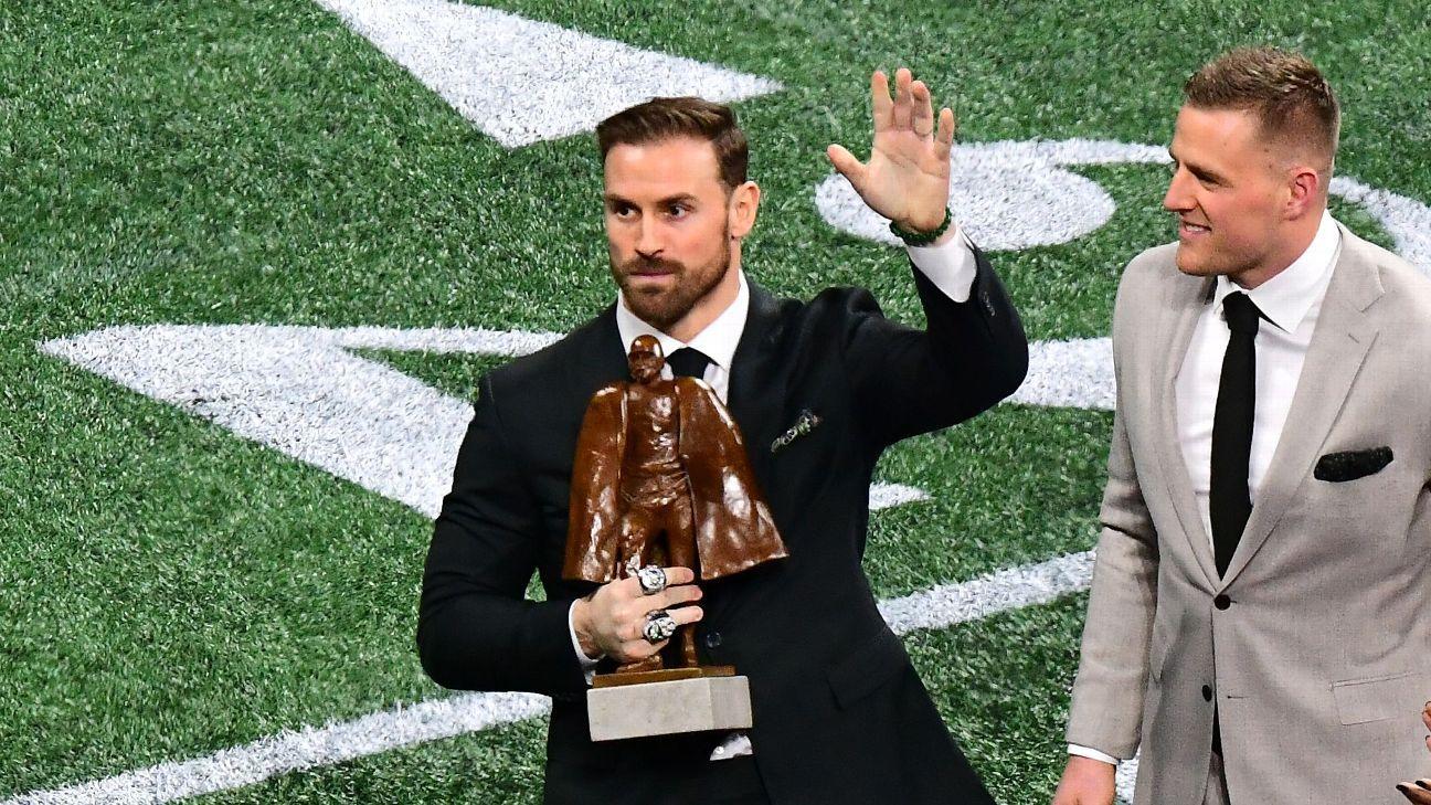Chris Long anuncia su retiro luego de 11 años en la NFL