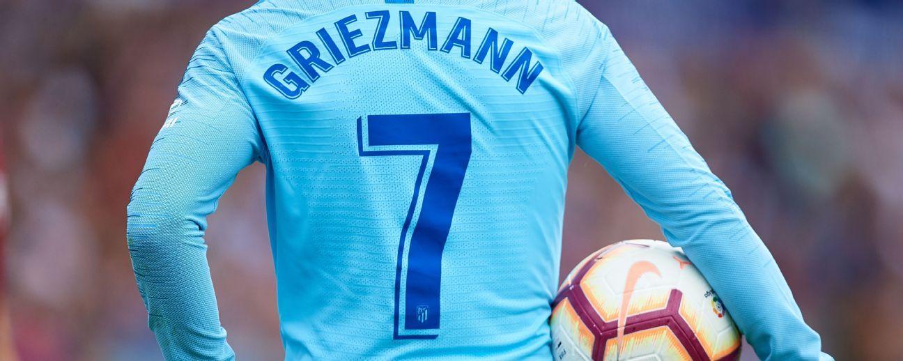 Griezmann, Robben, Ribéry: para onde vão as estrelas que já se despediram de seus clubes?